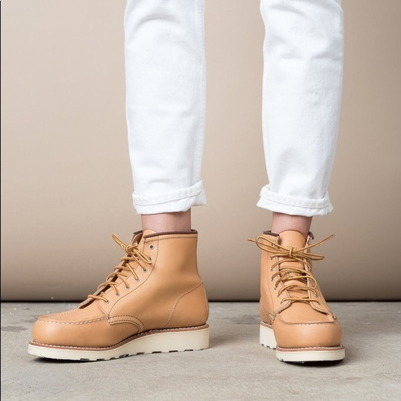 Red Wing Heritage Classic 6in Moc Boot